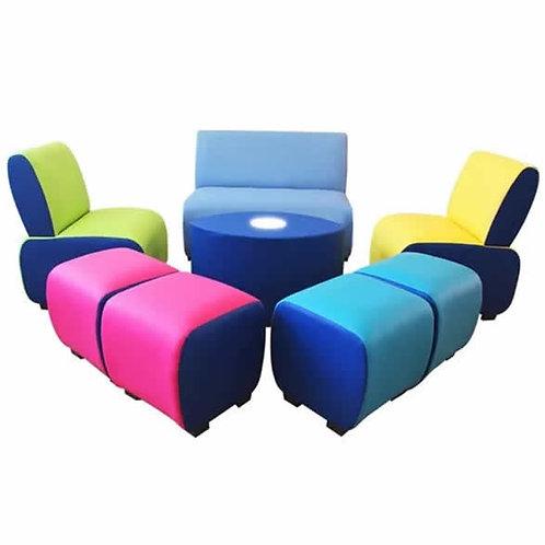 Children's Lounge //  Salas Lounge Niños
