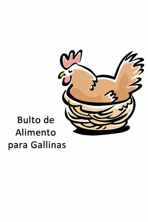 Food for Chickens // Alimento para Gallinas