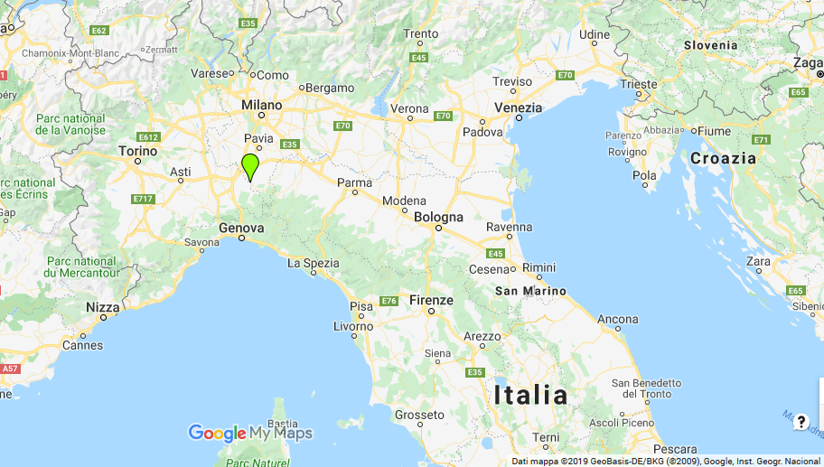 Salice map