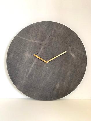 HANGING CLOCK | 45 cm | Betongrijs