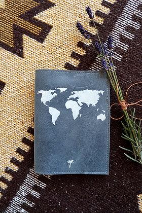 Passport cover | THE WORLD