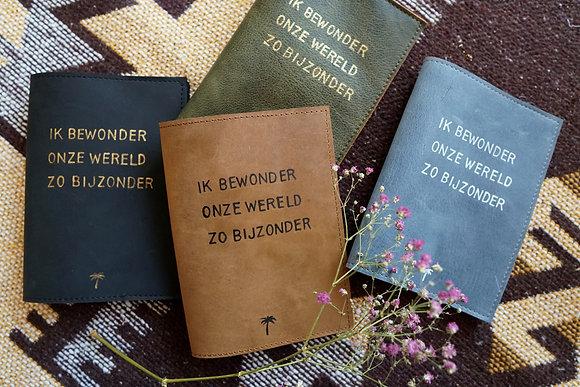 Passport cover | IK BEWONDER