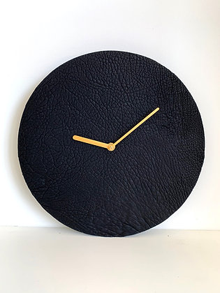 HANGING CLOCK | 30 cm | Zwart