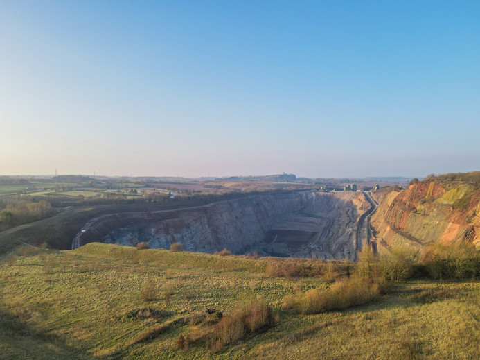 Cloud Hill Quarry, Breedon-on-the-Hill