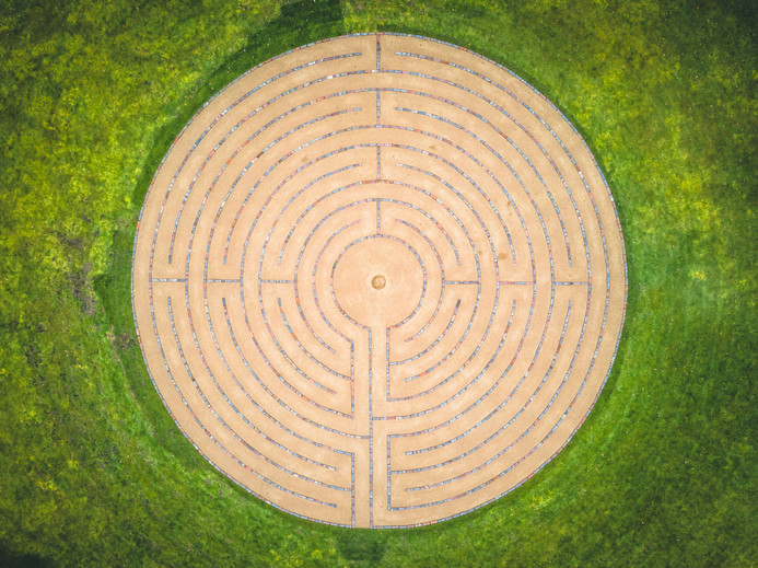 Haseley Mill Labyrinth