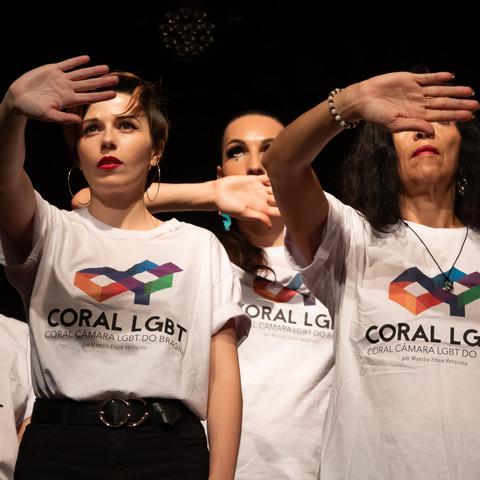 Coral LGBT do Brasil
