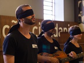 Passeio Cênico Descolonização do Olhar | Azenha de Teatro
