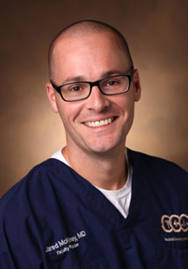 Jared McKinney, MD