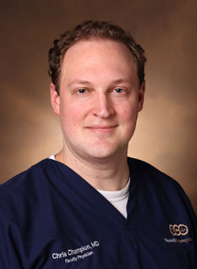 John Christopher Champion, MD, MBA