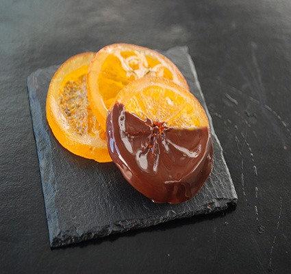 Disco de naranja