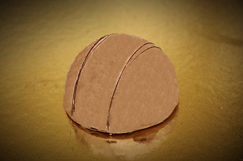 Mouse de chocolate sin azúcar