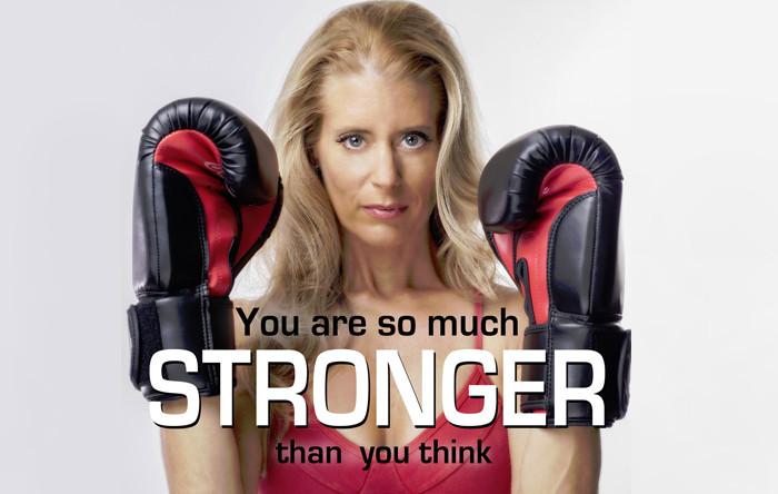 JanisSaffell.com Kickboxing Girl