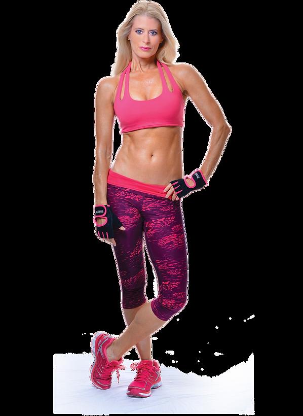 Janis Saffell - International Fitness Expert