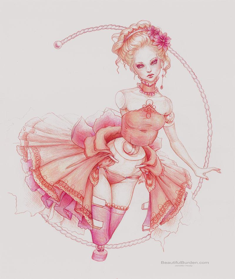 Rococo Ballerina