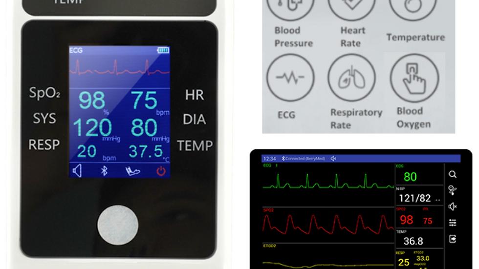 Professional SmartHome Health Tracker