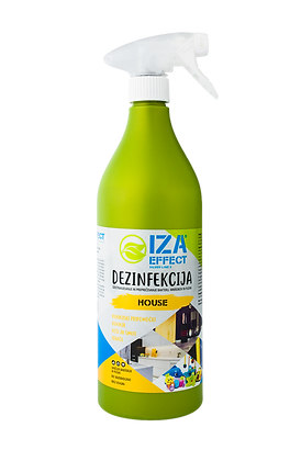 IZA EFFECT silver line 3 - HOUSE - 900ml
