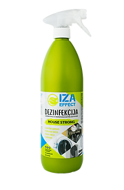 IZA EFFECT green line 6 - HOUSE STRONG - 900ml