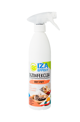 IZA EFFECT silver line 3 - VET PET - 450ml
