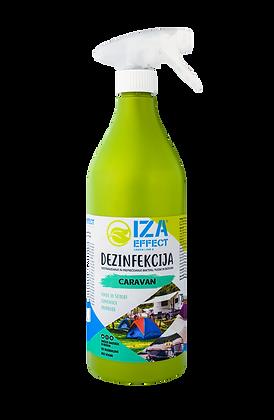 IZA EFFECT green line 6 - CARAVAN - 900ml