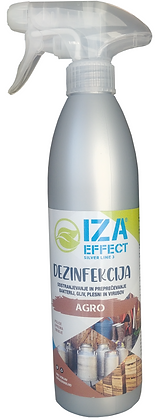 IZA EFFECT silver line 3 - AGRO - 450ml