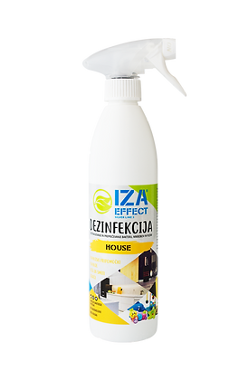 IZA EFFECT silver line 3 - HOUSE - 450ml