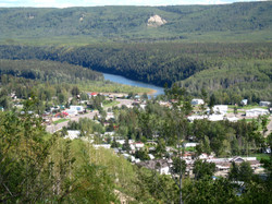 town view