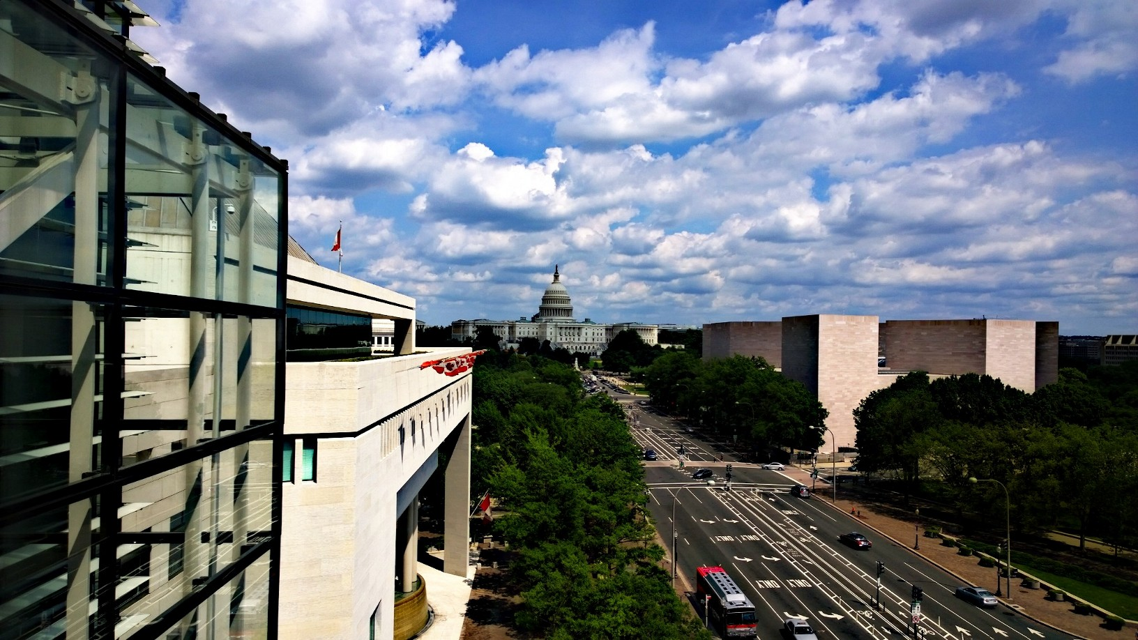 Views of the Capitol