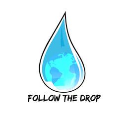 Follow the Drop Logo