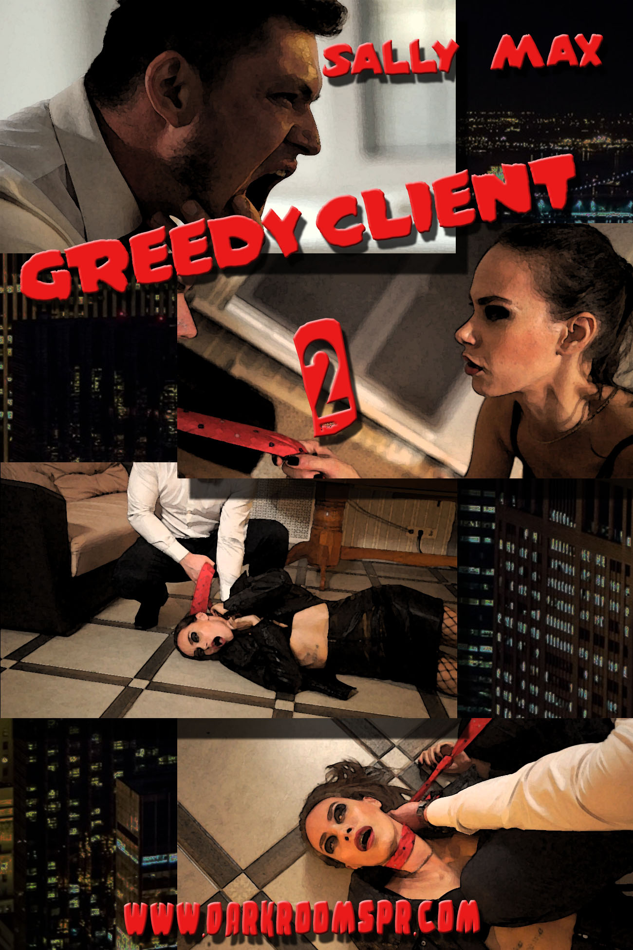 GREEDY CLIENT 2