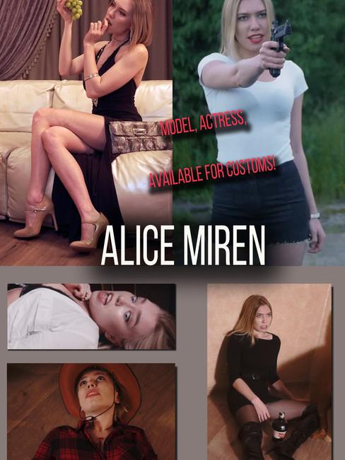 ALICE MIREN