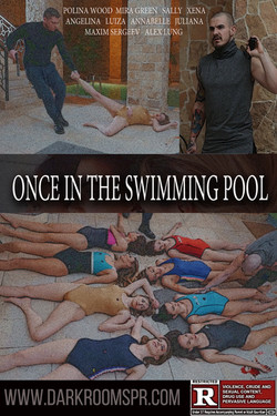 ONCE IN THE SWIMMING POOL