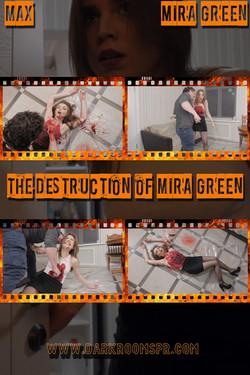 DESTRUCTION OF MIRA GREEN