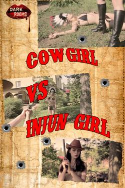COWGIRL VS INJUN GIRL