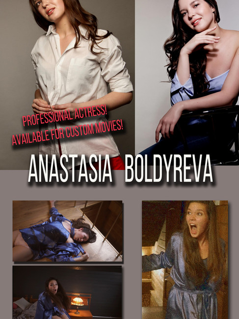 ANASTASIA BOLDYREVA
