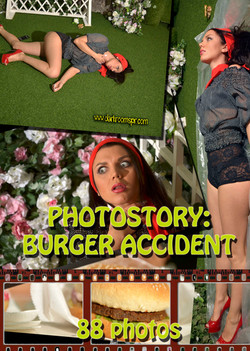 BURGER ACCIDENT