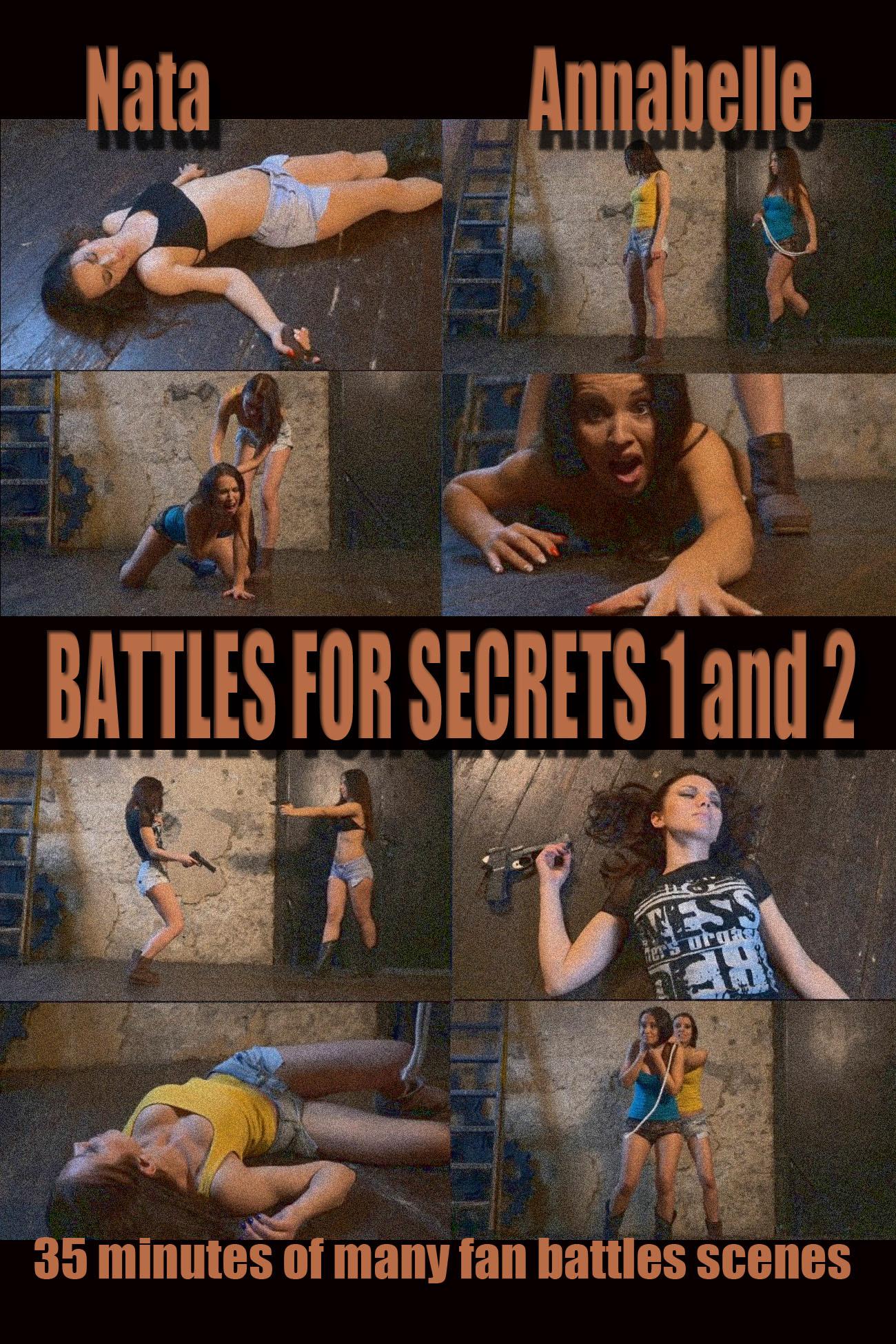 BATTLES FOR SECRETS