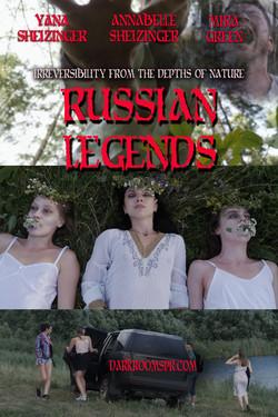 RUSSIAN LEGENDS