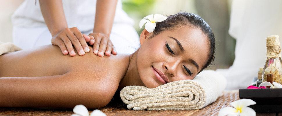 60-min, Pay full at the spa