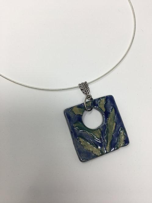 Beautiful porcelain Necklace