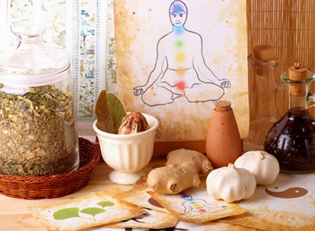 Ancient Healing Practices