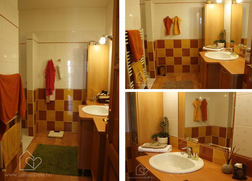 Fürdőszoba átalakítása