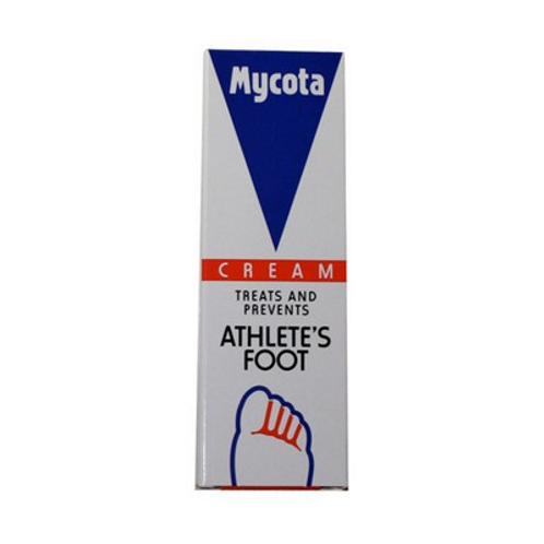Mycota Cream Athlete's Foot Cream