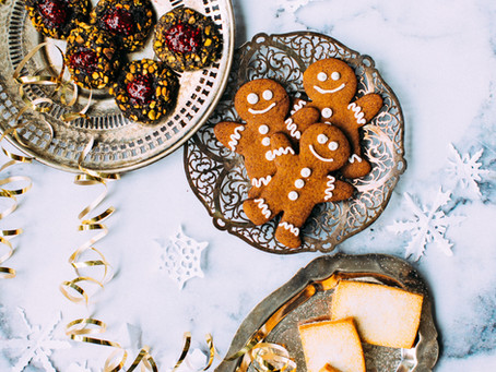 Holiday sweets and treats