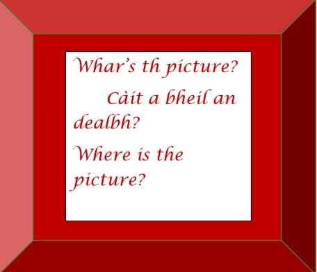 Whar's the picture?