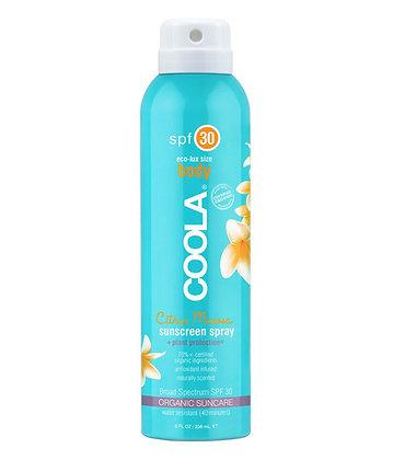 Coola Suncare Body SPF 30 Suncreen Spray