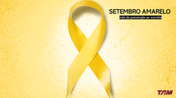 Setembro Amarelo - TAM