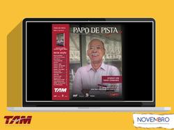Papo de Pista on Line