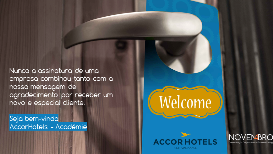 Welcome Accor
