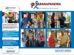 Novembro Azul na Paranapanema