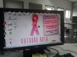 Outubro Rosa - TAM Executiva